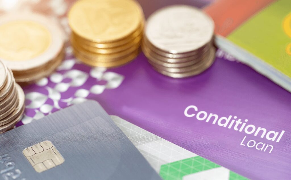 conditional loan